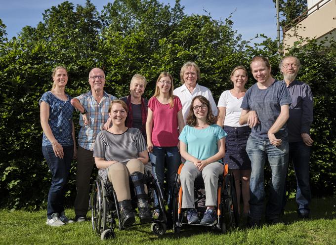 Vorstandsmitglieder 2019 Gruppenbild